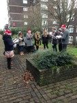 Carol Singing at Arabella Drive